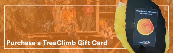 TreeClimb Gift Card